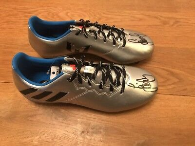 *New* Jamie Carragher Hand Signed Football Boot - Liverpool Fc