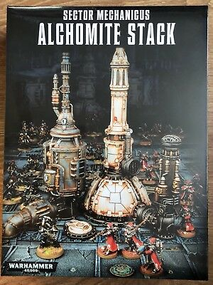 Warhammer 40K Sector Mechanicus Alchomite Stack FREE POSTAGE