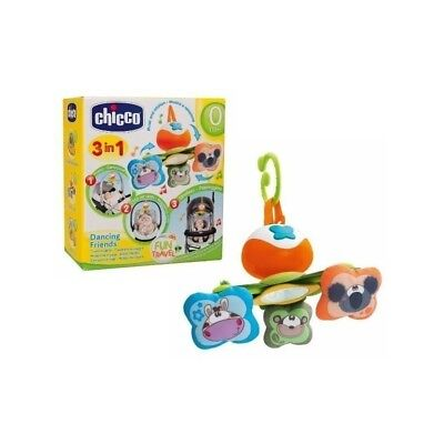 Chicco Dancing Friends 3in1 0+m