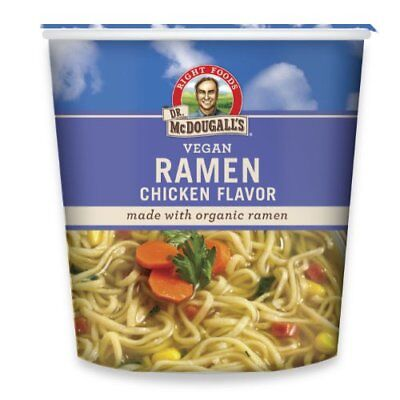 Dr. McDougall's Right Foods Ramen Chicken Soup with Noodles