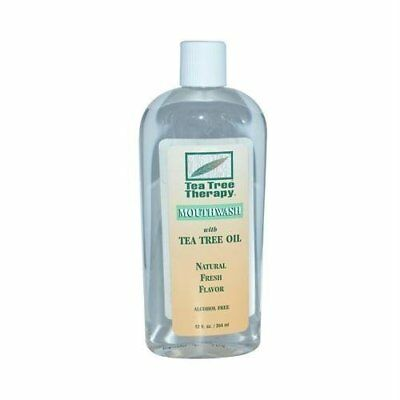 Mouthwash-Tea Tree Alcohol Free Tea Tree Therapy 12 oz Liquid (3-Pack)