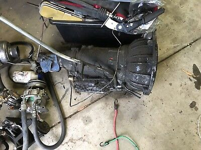 Holden Commodore Auto Vb Vc Vh Vk 6Cyl Automatic Transmission Trimatic