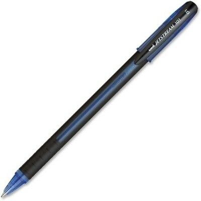 Uni Ball Jetstream 101 Ball Point Pens Bold Point Blue Ink Helping Prevent New