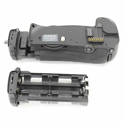 Battery Grip D10 Hand Holder for Nikon D300 D300S D700 as MB-D10 with 2x Slots