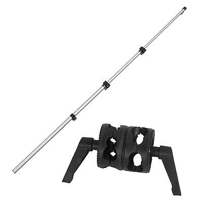 H2258 Professional Telescopic Reflector Stand Holder Arm Boom 75-175 cm