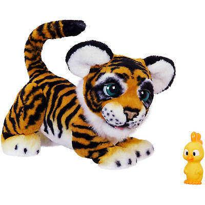 FurReal Roarin' Tyler, the Playful Tiger Interactive Toy AS SEEN ON TV!