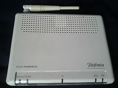 Router adsl telefonica - movistar