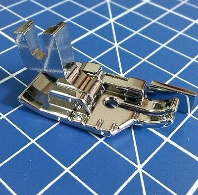 "1/4"" Foot Quarter Inch Patchwork Quilting Singer 221/222 Sewing Machine + Others"