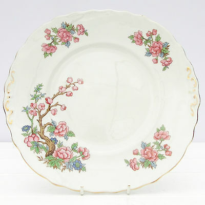 Vintage Colclough Indian Tree Bone China Cake Plate