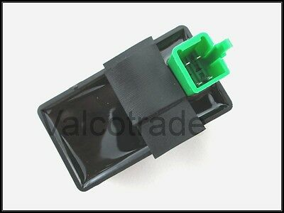 2 Stroke, 4 Pin, DC Fired CDI Scooter Quad Pocket Bike GY6 Moped 2t Ignition Box