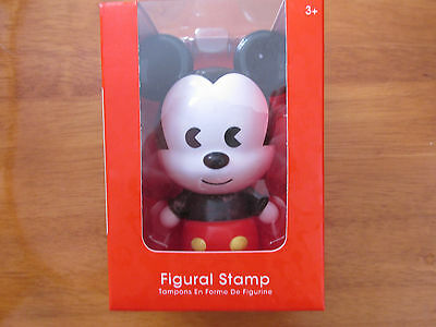 Disney Store mxyz Figural Stamp Mickey Mouse stamper