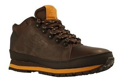 New Balance 754 Men's Winter Boots Hiking Shoes Leather Brown H754BY