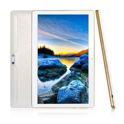 """10"""" Android 5.1 Quad Core 4GB RAM 32GB Dual SIM Wifi TABLET PC With 32GB UK"""
