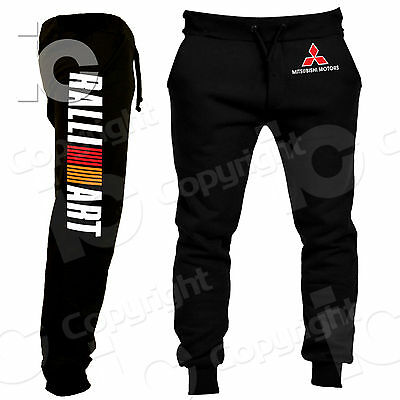 Trousers Ralliart Mitsubishi Sport Cars Rally Speed Pajero Lancer Evolution