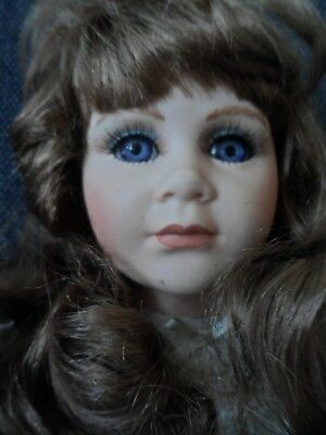 Jayne! Spooky Haunted Looking Doll. Perfect for Halloween!