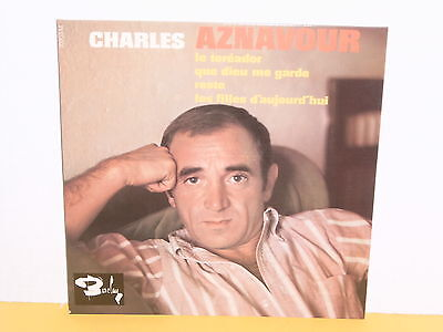 "Single 7"" - Charles Aznavour - Le Toreador - Ep"