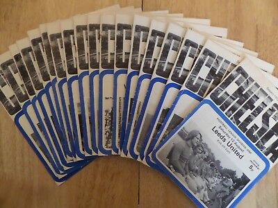 Collection of 18 Chelsea Homes, 1972/73, all listed