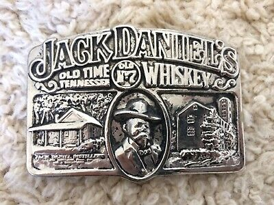 Jack Daniel's Whisky Belt Buckle