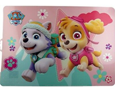 Paw Patrol Skye Dinner Mat Table Placemat  Food Picnic Party Mat Christmas Gift