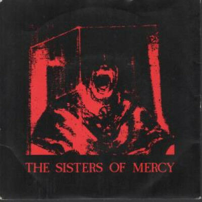"SISTERS OF MERCY Body Electric 7"" VINYL Original B/w Adrenochrome (cnt002) Pic"