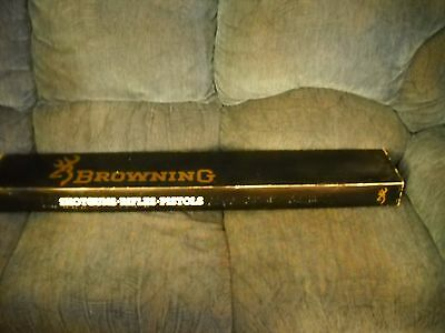 Vintage Browning Rifle Boxes