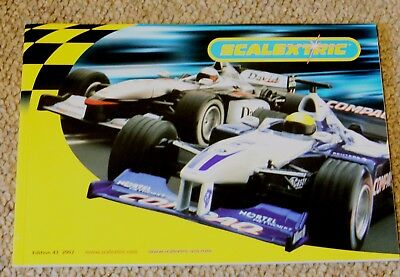 Scalextric 2002  Edition 43  in Good Condition