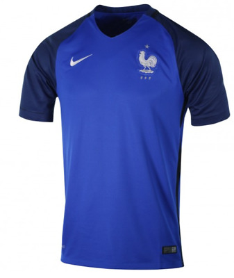 Maillot Football Nike France 2016 Taille M