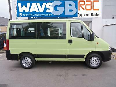 Fiat Ducato 2.0JTD 11 Mobility Wheelchair Access Vehicle Disabled WAV
