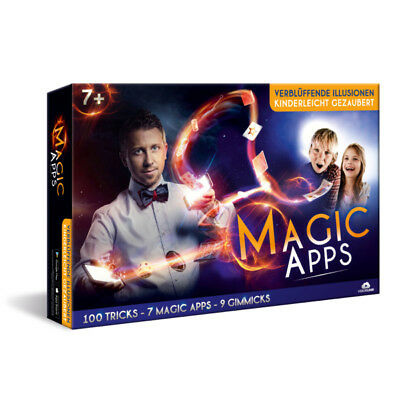 Triple-A-Toys 20058 - Magic Apps Zauberkasten mit 300 Tricks