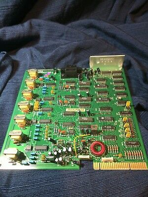 Motorola BLN6845A CII Audio Expansion Interface Board