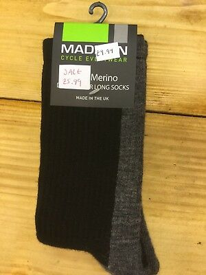 Madison Isoler Merino Long Sock 36-39