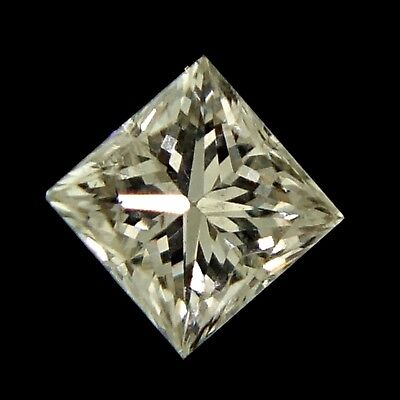 natural princess cut diamond M SI1 0.18ct genuine loose diamonds