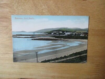 vintage postcard * Loch Swilly, Buncrana, Co. Donegal * unposted early 1900s
