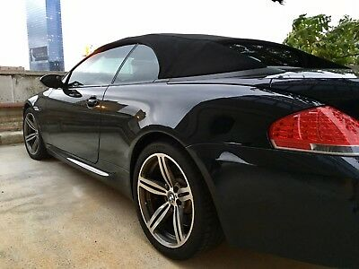 2007 BMW M6 6 Speed Manual 2007 BMW Convertible Fully Loaded (6 Speed Manual)