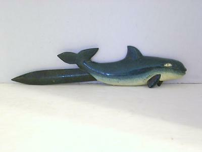 Whale Letter Opener  (Xe)