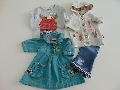 Bundle of  Clothes for  3 - 6   months girl  ~ 100% Next ~