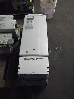 Abb Acs800-U31-0020-5 20 Hp Ultra Low-Harmonic Drive For Ac Motor Free Shipping