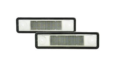 Premium LED SMD Kennzeichenbeleuchtung Birne Xenon TÜV Opel Omega A B Vectra B