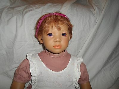 Annette Himstedt's Liliane Doll From 1991-1992 Collection