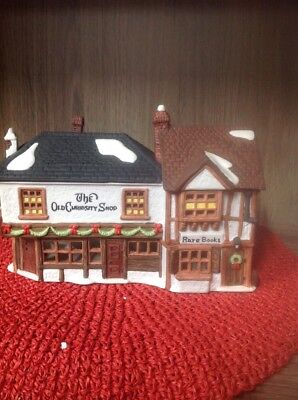 1 Dept 56 The Old Curiosity Shop 5905-6 – Dickens Village Series