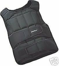 Deluxe Weighted Training Vest (Running Weight Jacket) - 20kg