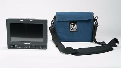 "Panasonic BT-LH80WP 7.9"" LCD Monitor w/ SDI Option - PortaBrace Cover Incl."