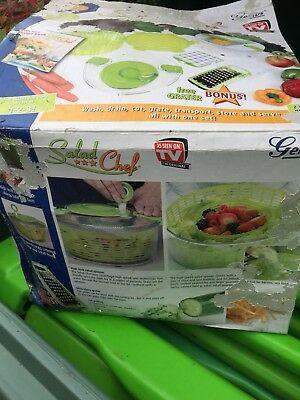 Salad Chef Combined With Veg Chopper