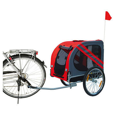 Doggy Liner - carrello trainabile per cani media taglia