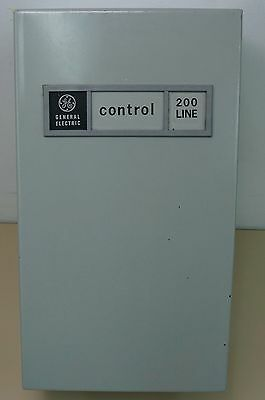 General Electric Starter Control 200 Line Cr260L 60 Amp Lighting Contactor