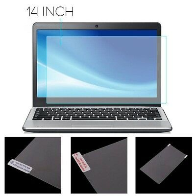 Universal 14 Inch LCD HD Clear Screen Wide Protector Film Cover For Notebook New