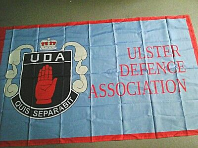 ulster defence association loyalist flags rangers