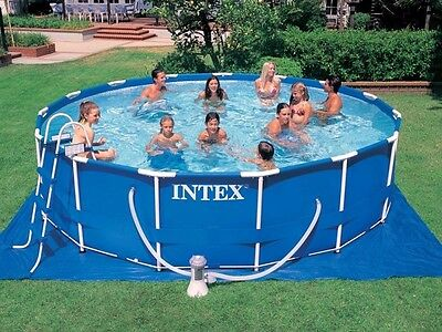 Intex 16 ft Overground Pool