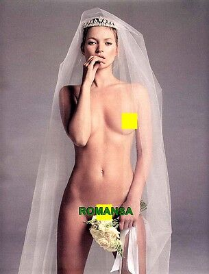 Kate Moss  Photographic Image R2422