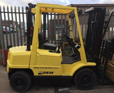 Hyster Fork Lift Truck FREE DELIVERY